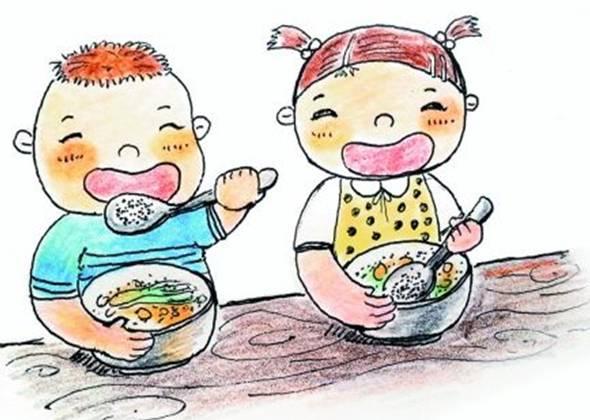 [美恩幼儿园●保健知识——秋季饮食保健小知识!